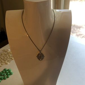 Kendra Scott Bridal Pendant Necklace